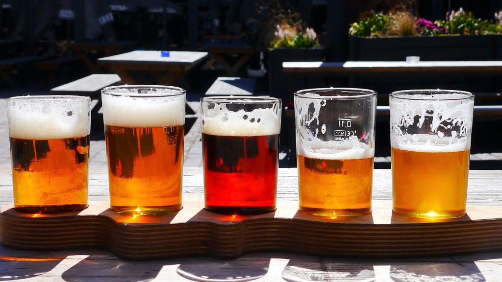 Where to get beer on a Southern California road trip.