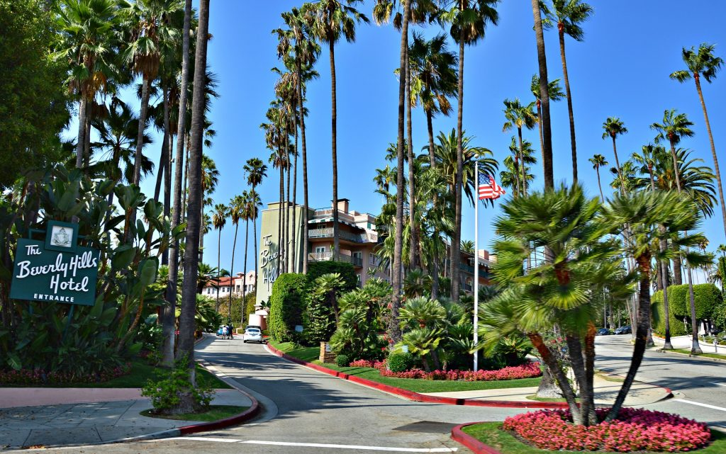 Visit Beverly HIlls in Southern California