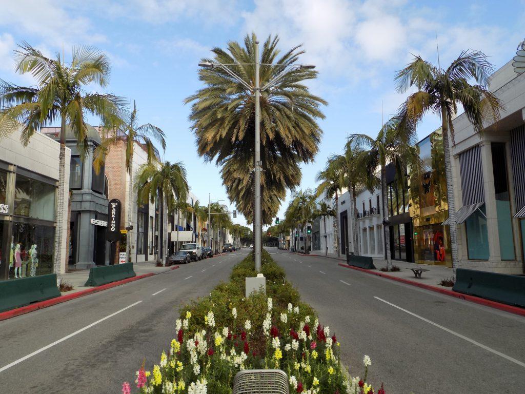 Visiting Southern California