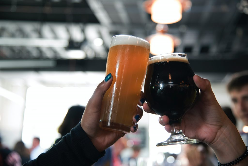 Visit a brewery when on your Romantic Getaway in the Temecula Valley