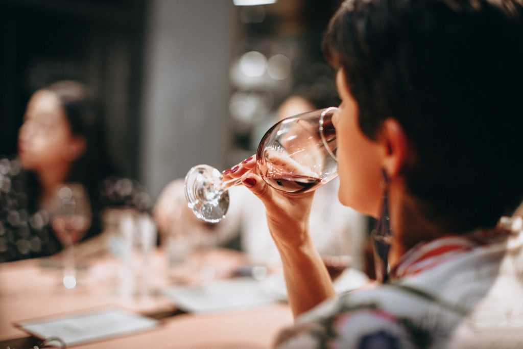 hosting a wine tasting event in Temecula