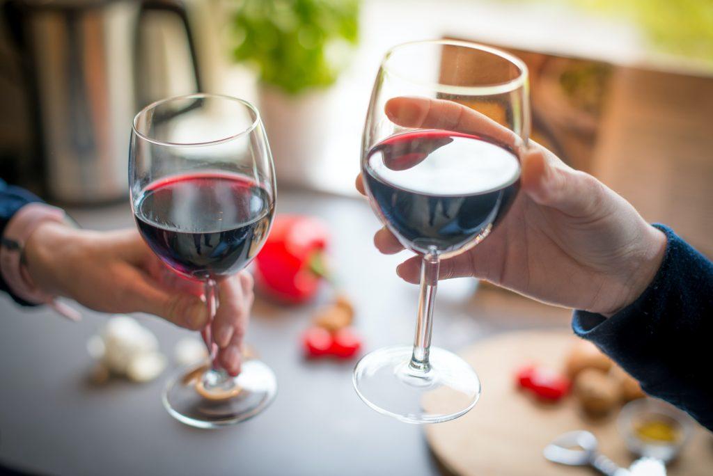 hosting a wine tasting in Temecula